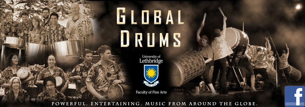 Global Drums Banner